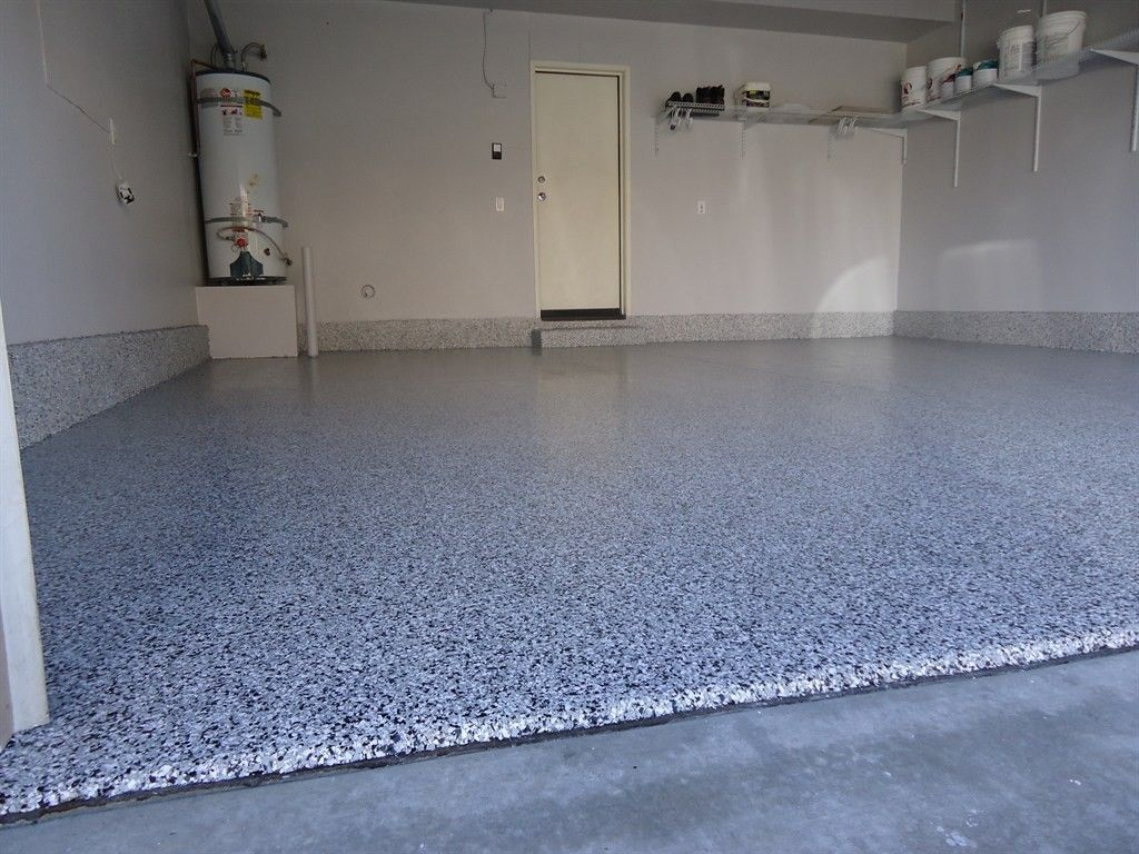 27 Awesome Garage Flooring Designs With Images Garage Floor