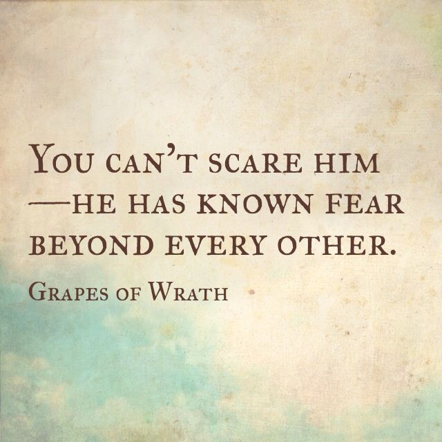 Grapes Of Wrath Quotes Impressive Grapes Of Wrath Quote  Quotes  Pinterest  Beautiful Words Truths