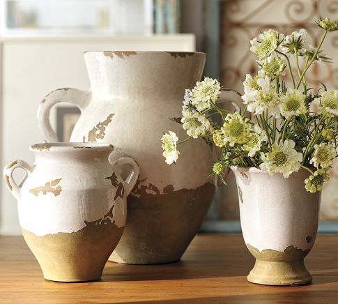 These are some of my favorite decorative items. They are so simple but look awesome.
