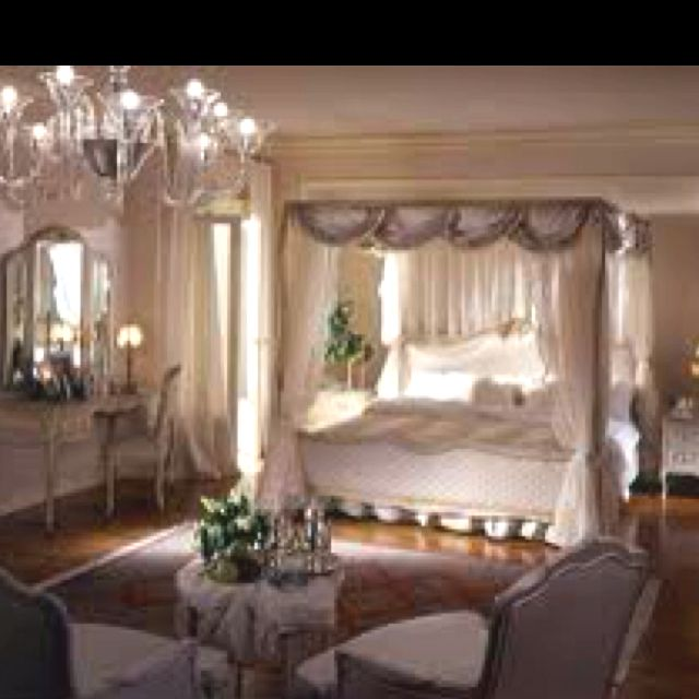 Love love this bedroom! I will have this as my master!! Gotta