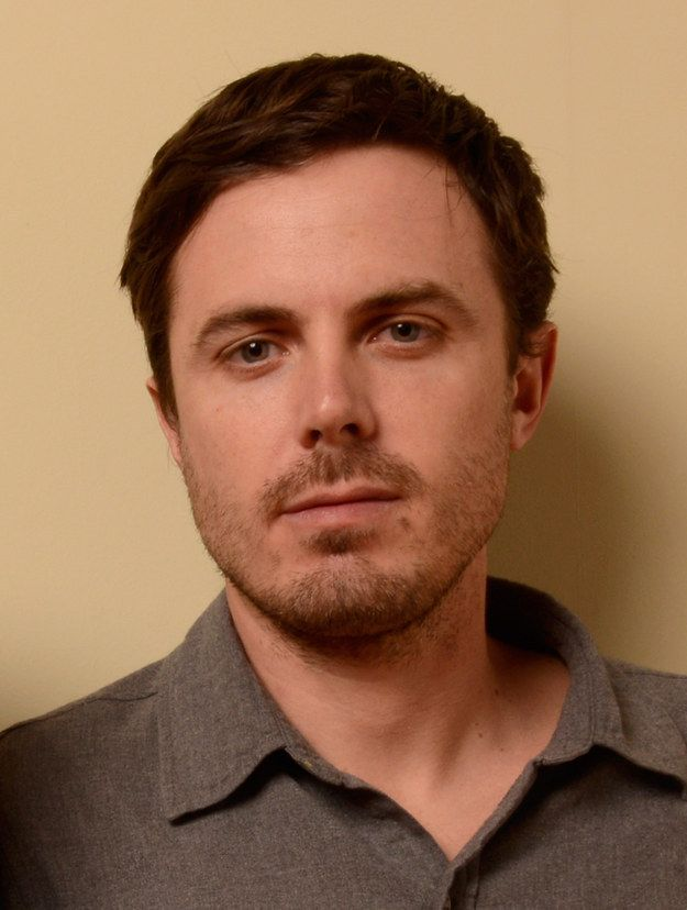 Actor/Director (Out Of The Furnace) Casey Affleck | 23 Hot Guys You Didn't Know Were Vegan