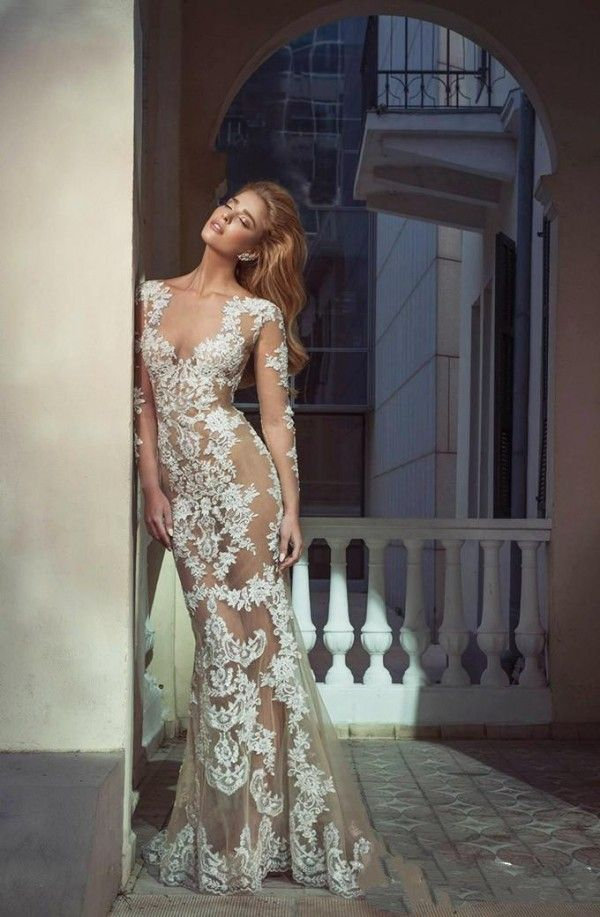 Sexy and Extravagant Wedding Dresses by Dany Mizrachi | Wedding ...