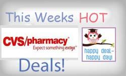 CVS Back-To-School Deals Week of July 27th – August 2nd   25% off ALL Crayola Products!
