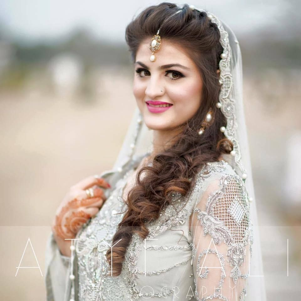 Pakistani Hairstyles Buns: 25 Pakistani Wedding Hairstyles For A Perfect Looking