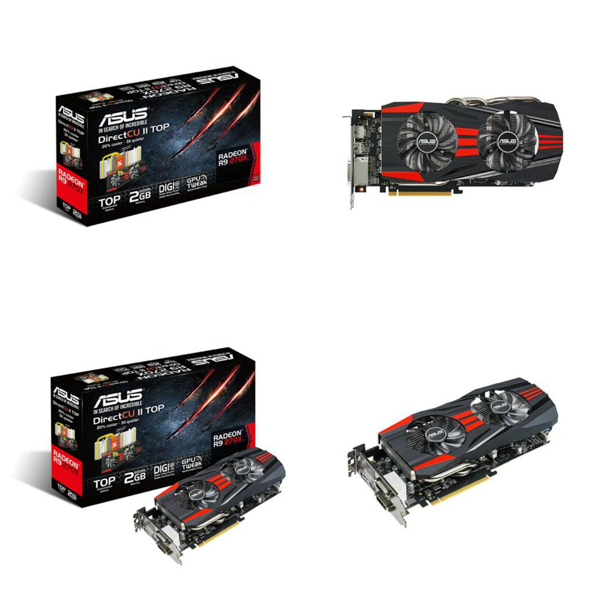 ASUS Radeon R9 270X | Computers