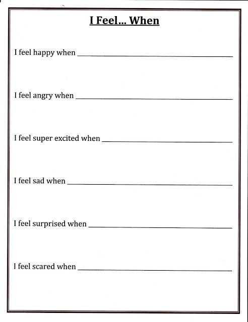 self esteem worksheets | My Book About Me & I'm Special Booklet ...