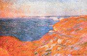 "New artwork for sale! - "" Claude Monet - Cliff Near Dieppe  by Claude Monet "" - http://ift.tt/2lctdcI"