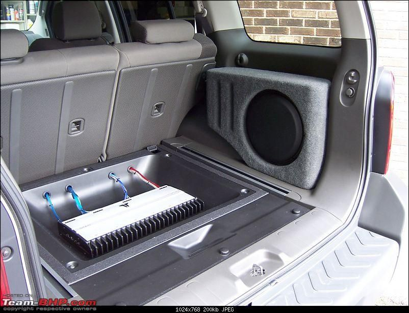 Where To Mount Amp In 1st Gen Nissan Xterra Forum Nissan Xterra Nissan Pathfinder Nissan Xtrail