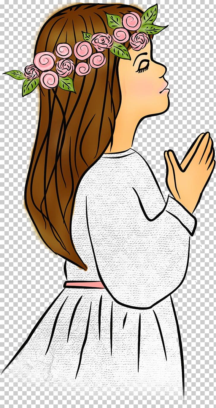 Chrzest Eucharystia I Posluga Pierwsza Komunia Opieki Dziewczyna Komunii Png Clipart First Communion First Communion Decorations Communion