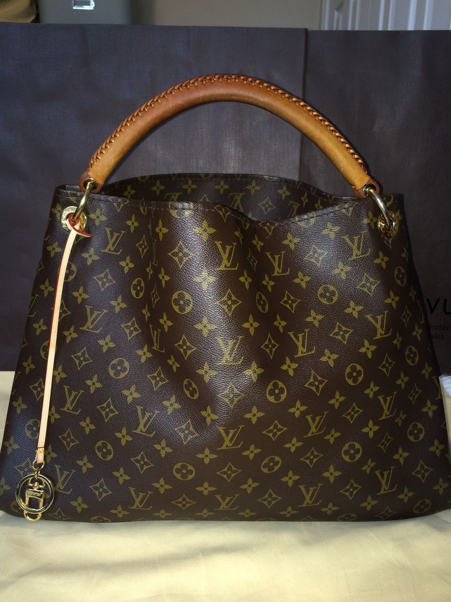 dedfe9d29b92 Authentic Louis Vuitton Artsy GM- DISCONTINUED SIZE - The Luxe Boutique