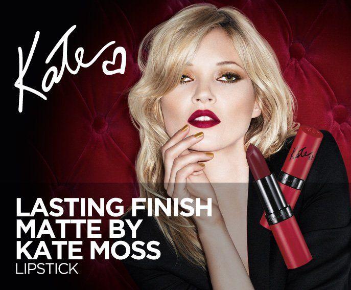 Lasting Finish Matte by Kate Moss   Rimmel London US