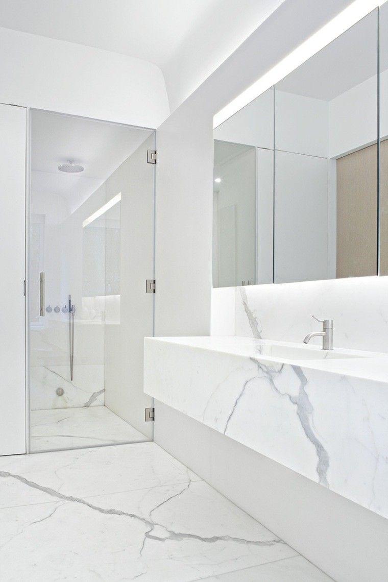 Marmol para cuartos de baño, diseños bellos y de lujo. | House