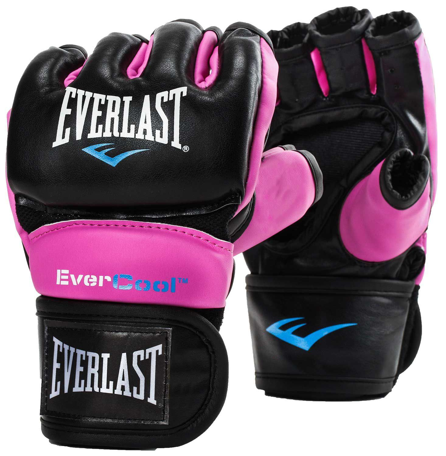 RDX Boxing Gloves Ladies Pink Women Pro Bag Mitts Training Kickboxing