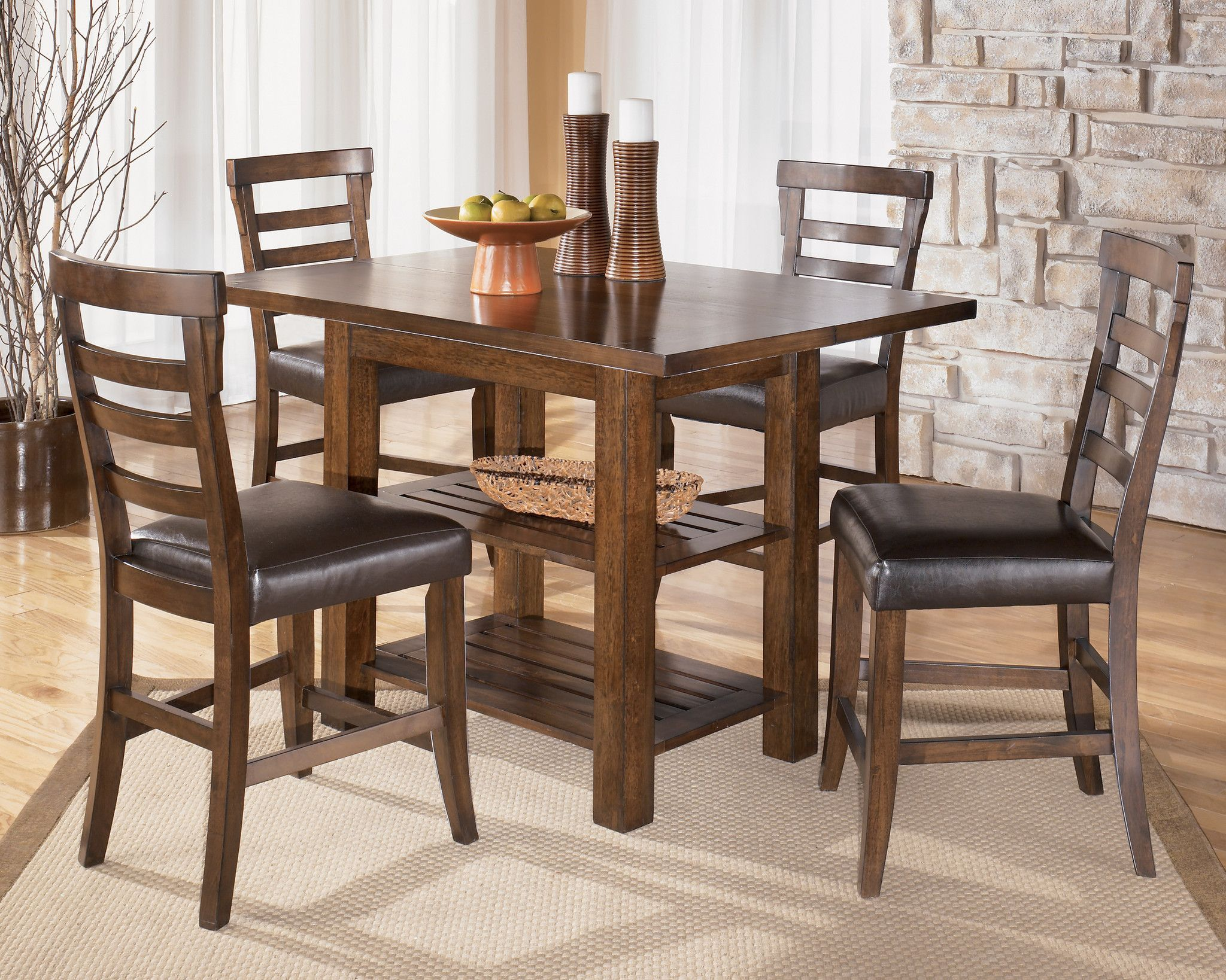 Inspirational Bar Height Dining Room Table Sets