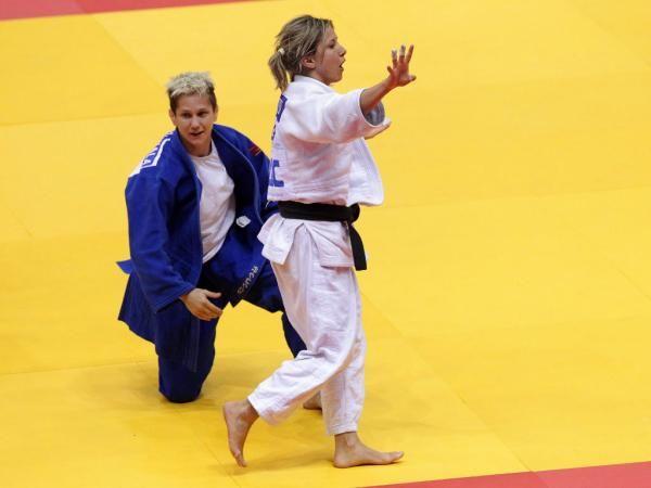 Modalidades - Telma Monteiro - Mundiais de Judo: Telma Monteiro combate pelo ouro | Maisfutebol.iol.pt