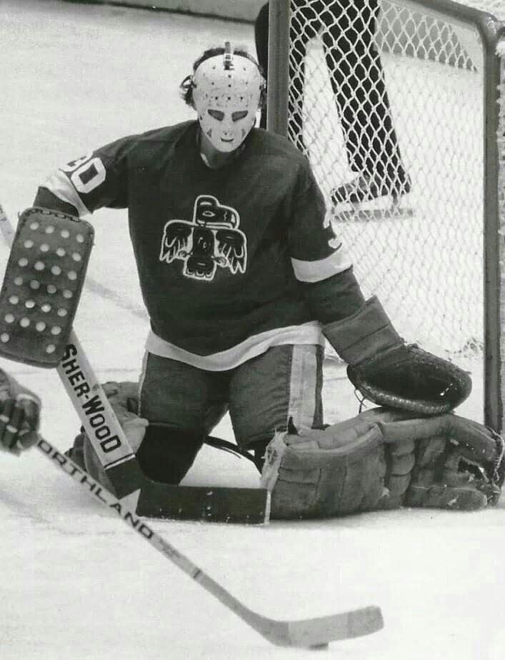 Bruce Bullock Ice Hockey Hockey Goalie Goalie