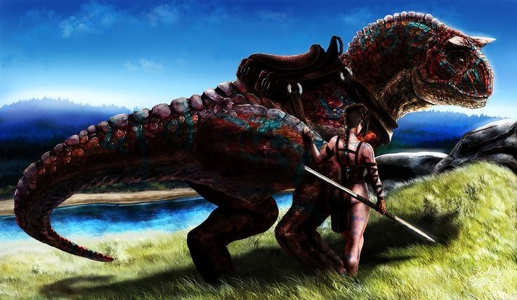 Ark: Survival Evolved : Whistle passive by biareos on… | Ark