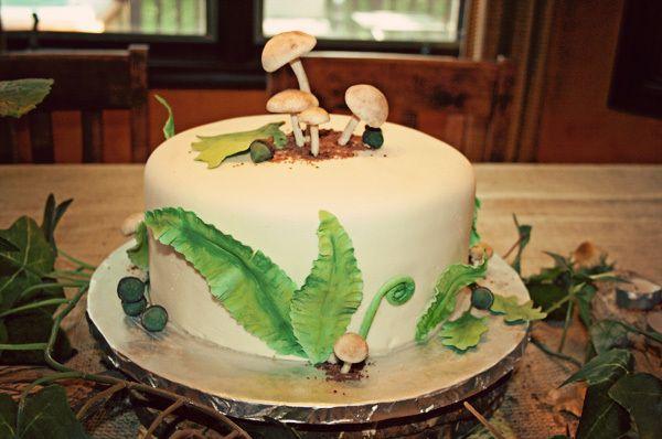I love this cake idea