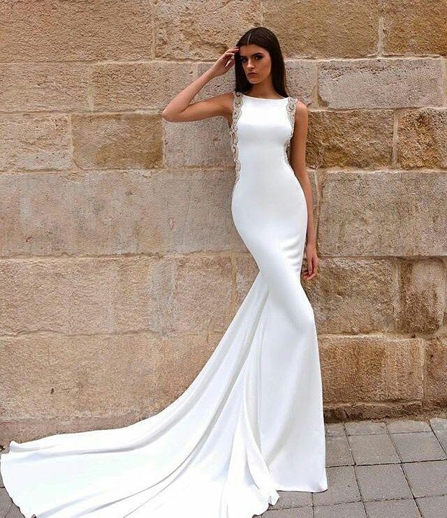 Form Fitting Wedding Gowns: Wedding, Wedding Dress Low Back