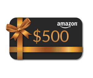 Win A 500 Amazon Gift Card Gift Card Giveaway Holiday Gift Card Amazon Gift Card Free