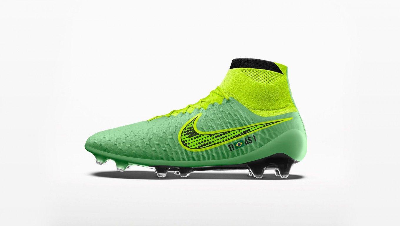 Nike Magista Green Brazil 2014 Football Boot Wallpaper 1360x768 Jpg 1 360 768 Pixel Alte Fussballschuhe Nike Fussball Nike Fussballschuhe