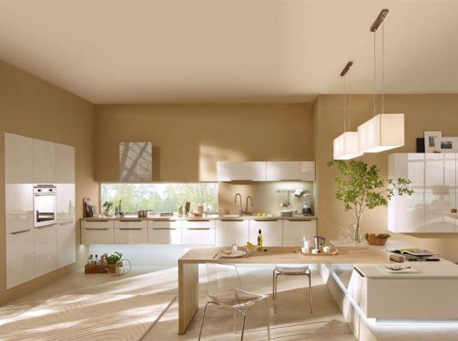 Cuisine Design Coriandre Conforama Inspiration Déco Pinterest - Chaise beige conforama pour idees de deco de cuisine