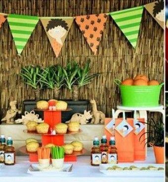 Fiesta dinosaurios fiestas infantiles y cumplea os de - Fiesta cumpleanos infantil ...