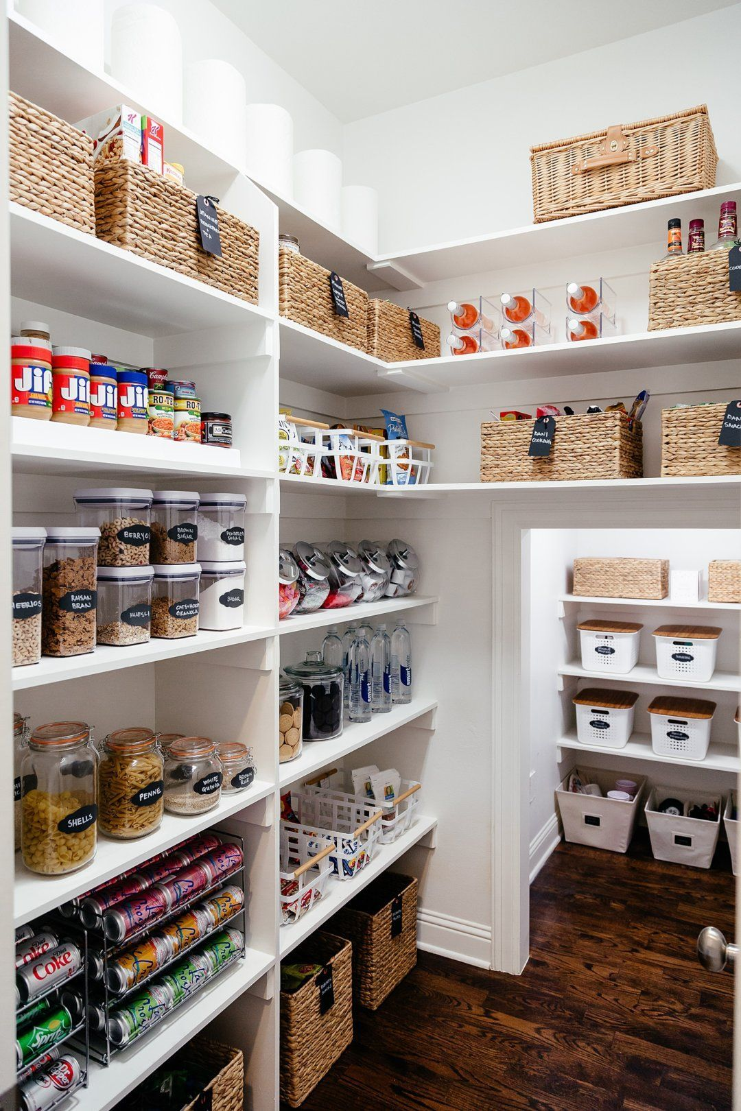 how to organize your pantry pantry organization tips home in 2019 pinterest pantry. Black Bedroom Furniture Sets. Home Design Ideas