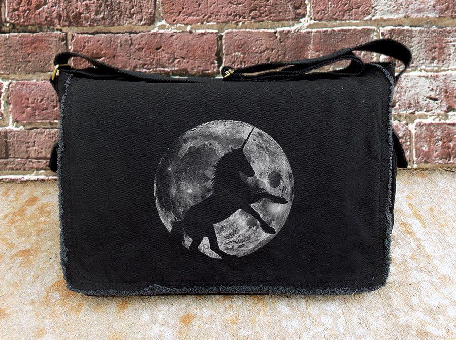 Full Moon & Unicorn