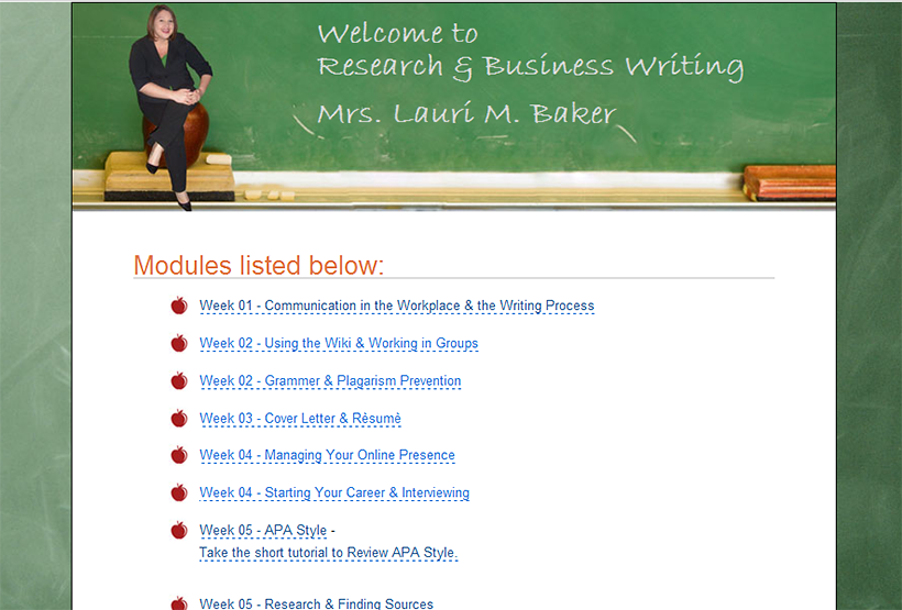 Business Ed syllabus Online teaching, Online academic