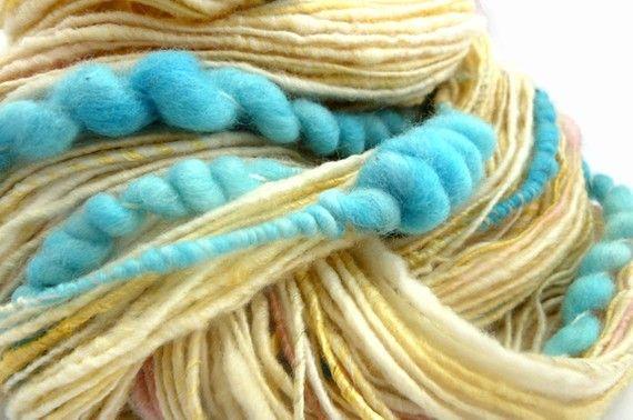 Puddle Honey Core Spun Merino Soy Silk Yarn 130 Yds Free Shipping With Images Yarn Art Art Yarn Handspun Spinning Yarn