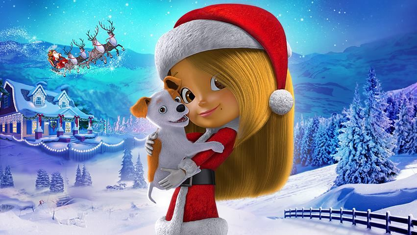 Mariah Carey S All I Want For Christmas Is You Is Now An Animated Movie Christmas Movies Mariah Carey Mariah Carey Christmas