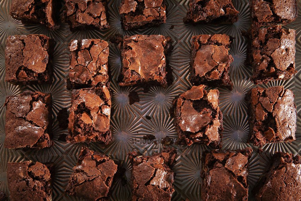 Cocoa Chewy Brownies Kraft What's Cooking Recipe in