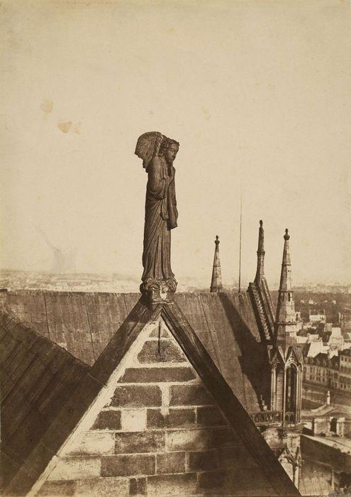 Image result for l'ange de la resurrection notre dame