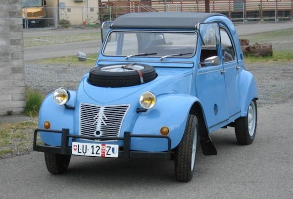 1961 Citroen 2cv Sahara 4x4 Citroen 2cv Citroen Citroen Car