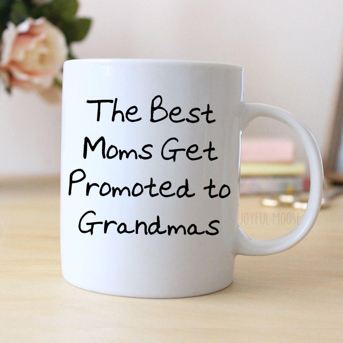 Grandma Coffee Mug New Grandma Gift Grandmother Coffee Mug