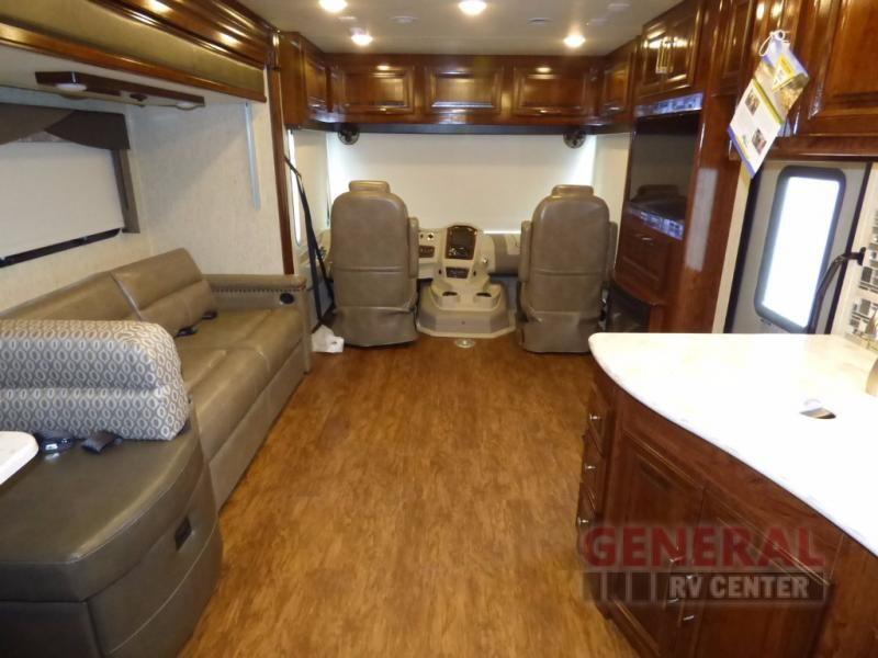 New 2018 Coachmen Rv Mirada Select 37tb Motor Home Class A At