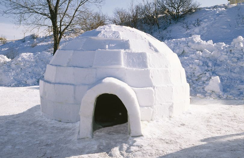 Real Igloo Houses | THE HORMESIS BARS | Ideas for the House in 2019