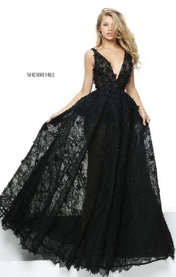78cd5c7171f Sherri Hill 50836. Sherri Hill 50836 Prom Dresses ...