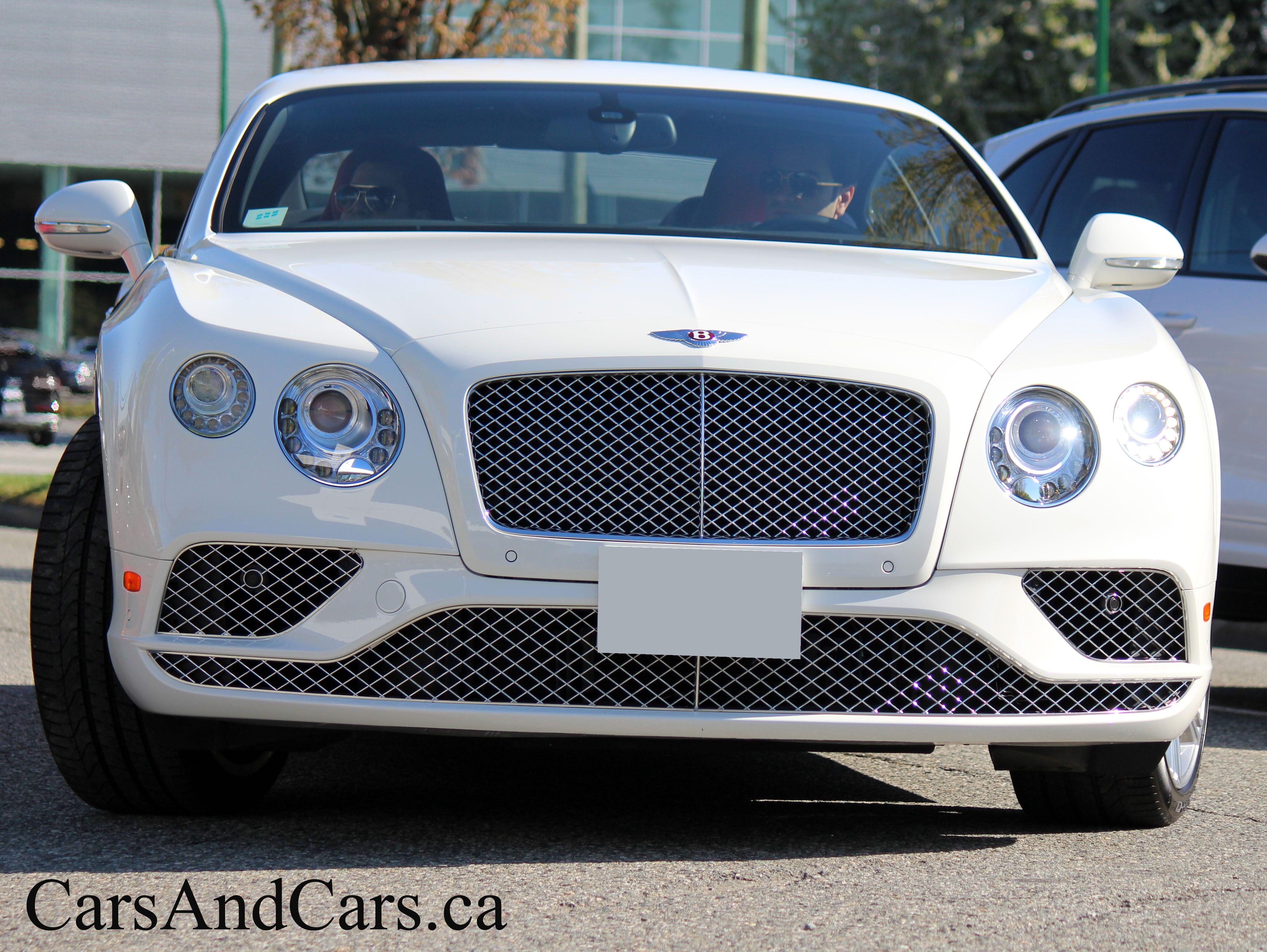 Bentley Continental GT Luxury CARS & BIKES Pinterest
