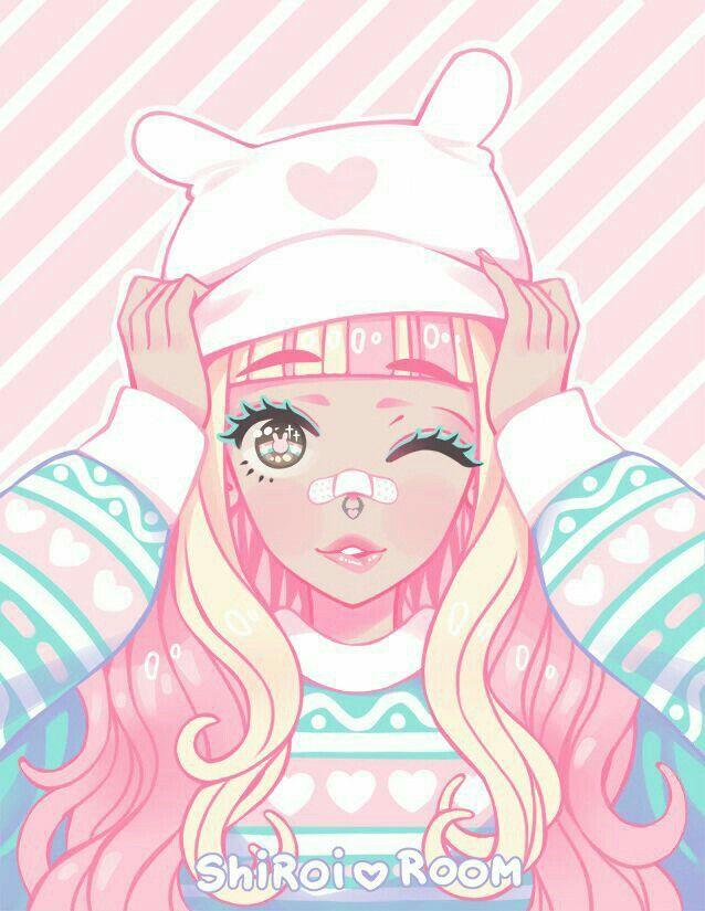 discover ideas about kawaii anime girl