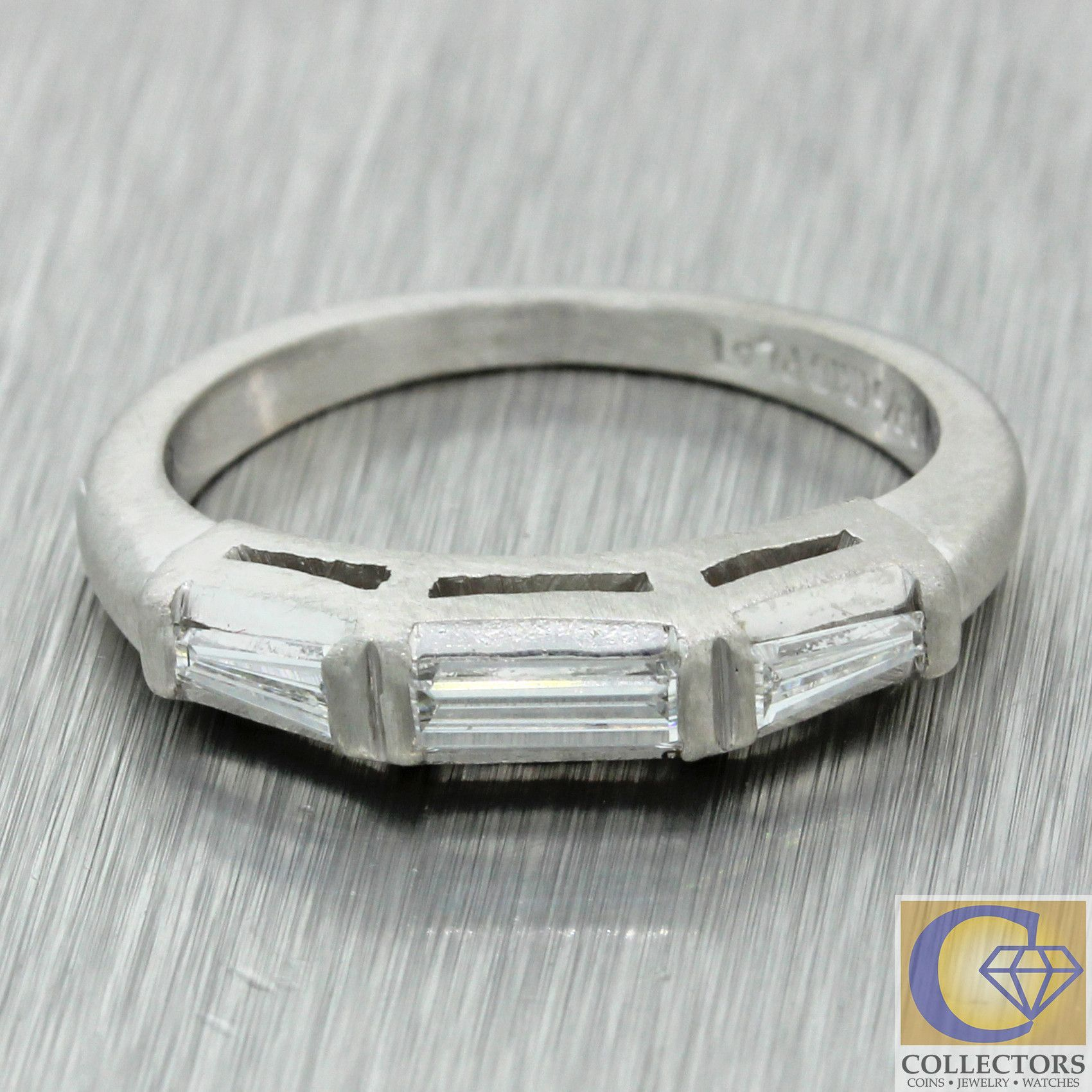 diamond bands anniversary in or of baguette band platinum gold rings wedding ring best white