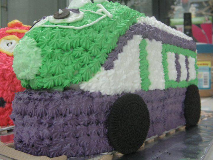 Koko cake for chuggington party Kids birthday ideas Pinterest