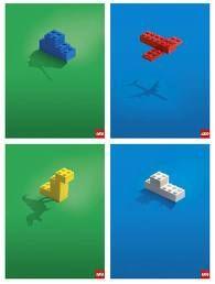 Los 4 mejores carteles publicitarios de Lego