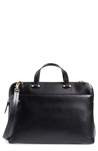 Lodis'Medium Jamie' Leather Briefcase available at #Nordstrom