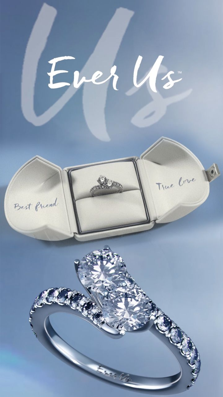e012d6c0d Add an Ever Us ring to your wish list, and you won't be able to wait until  you see what's inside.