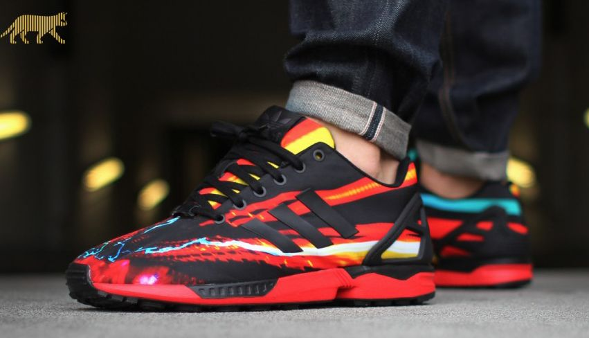 adidas ZX Flux Light Blur | Sole Collector & adidas ZX Flux Light Blur | Sole Collector | Sneakzism u0026 Fly Kickz ...