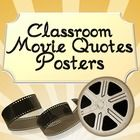 Use these posters to decorate your classroom and showcase your love of movies! They're perfect for back to school!  Each of the SIX posters are ins...