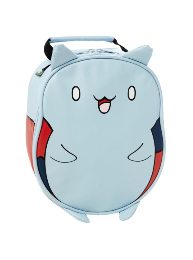 All Food Is Okay In This Catbug Lunch Box Except Sugar Peas Drop
