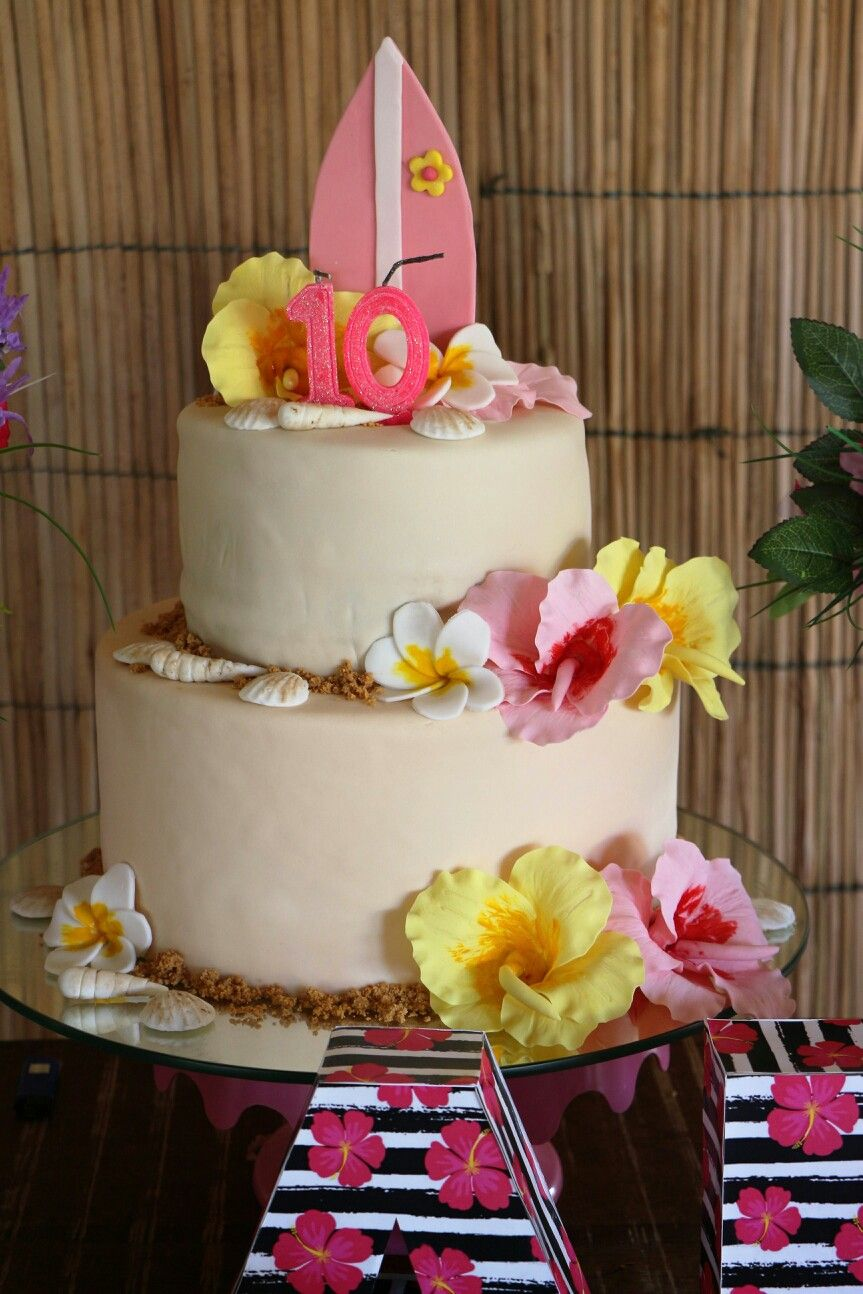 Cake Surf Girls by Marcia Andrade bolos e doces